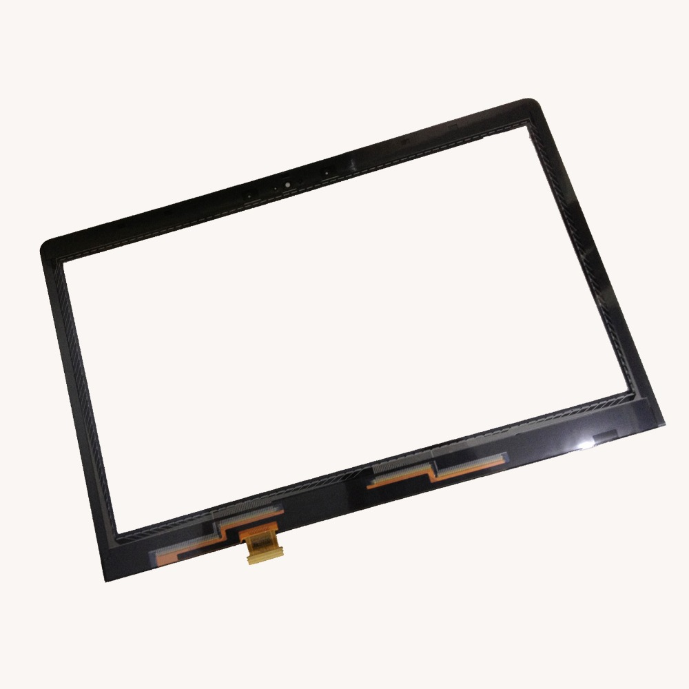 "New 13.3""Touch Screen Digitizer Glass Panel MCF-133-0802-V2 For Samsung NP740U3E"