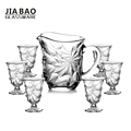 7pcs Juice Drinking Glass Set GB12067TK-1