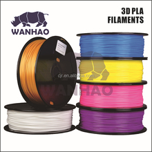 WANHAO best sell filament for toys making by 3d extruder
