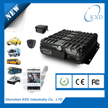 mobile car black box cctv dvr with OBD II and gps 3g wifi