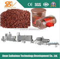 high quality fish feed extrusion line