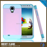 Shock Proof Rubber Hybrid combo Case For SAMSUNG GALAXY S4 I9500 phone cover