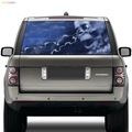 new design custom high beam sticker uv protection car rear window decals vinyl stickers