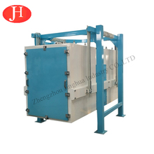 High Output Full Closed Starch Sifter For Cassava Starch Flour Processing