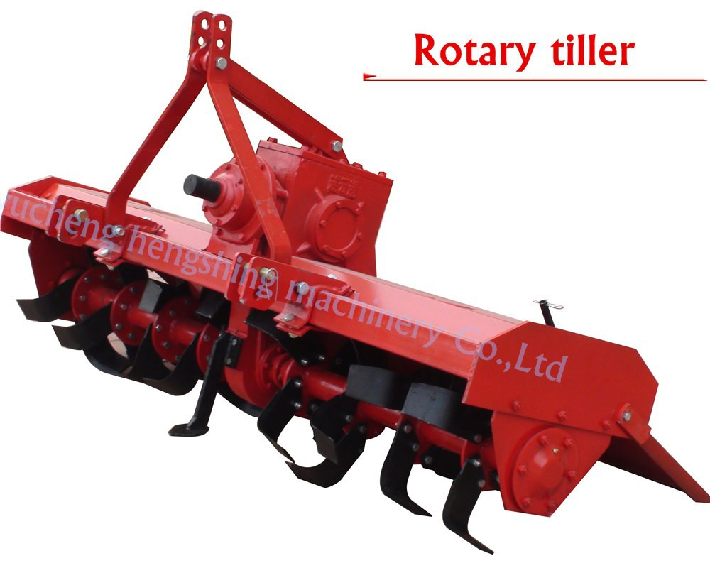 Tractor Tiller Product : High quality rotary tractor mini tiller for europe