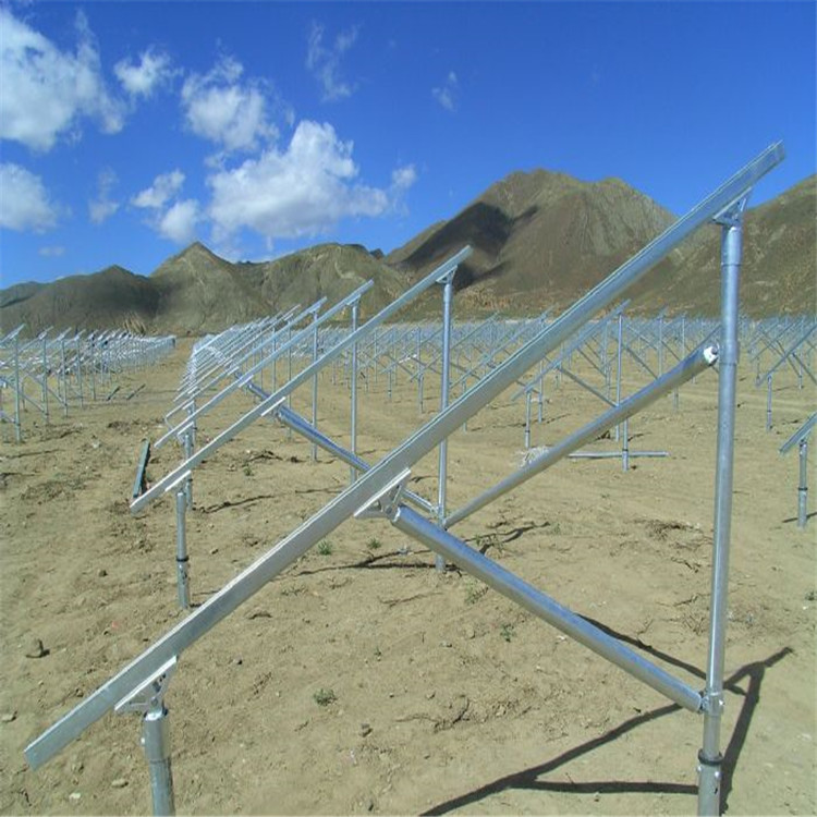 Customized weight of galvanized steel guyed mast antenna tower