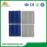 4.04-4.08W Chinese Poly 3BB cells USD$0.22/W Buy solar cells bulk
