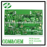 PCBA manufacturer /SMT pcb set up assembly line