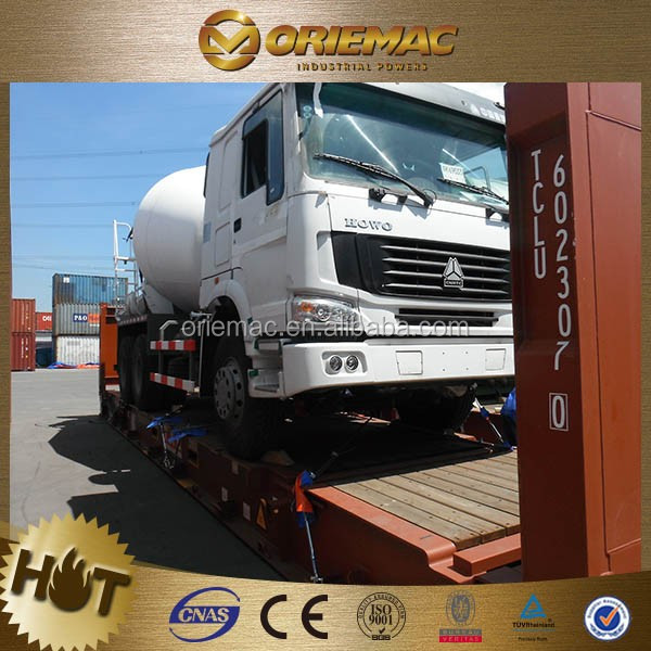 Best used new XCMG HB41 41m mini concrete pump mixer truck for sale