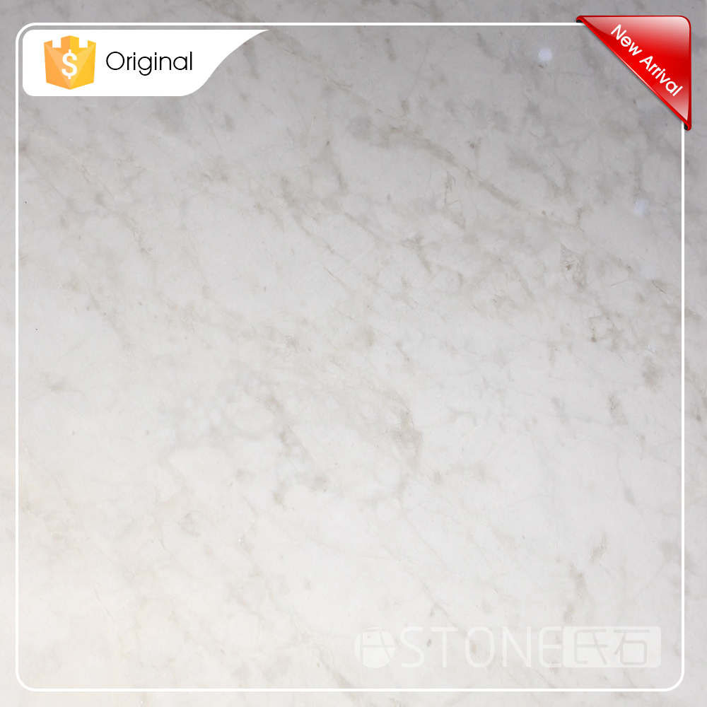 2015 Good Quality Polished Surface Ya White Marble Tiles Floor covering