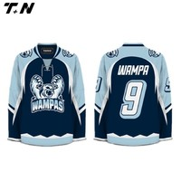 infant hockey jersey Breathable Adult Men