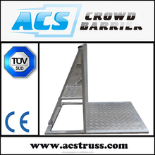 ACS very popular Retractable Barrier,Crowd Control Barrier for Road Construction