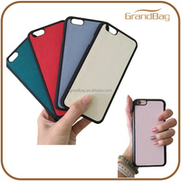 New Fashion Saffiano Leather Cell Phone