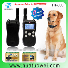 2014 new pet dog products remote dog collar