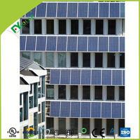 High Quality Poly solar panel 250w/ price per watt solar panel/ solar panel price list