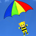 delta cartoon rainbow Parachute kite kids kite