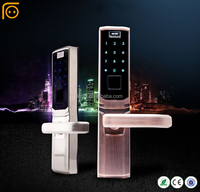 Smart Home Mortise Door Fingerprint Door Lock