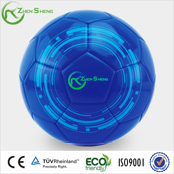 Zhensheng recreational stitched soccer ball
