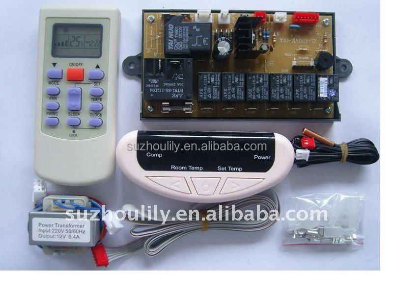 Cabinet air conditioner remote control , U10A
