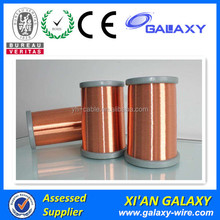 Factory price 0.32mm Class 180 insulated Enameled Copper Wire Per KG