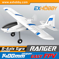 RANGER FPV model rc air planes with Gyro better dji Phantom EPO foam (757-4)