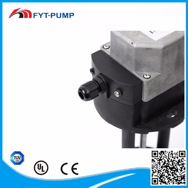 single stage AC electric centrifugal high flow rate industrial water pump