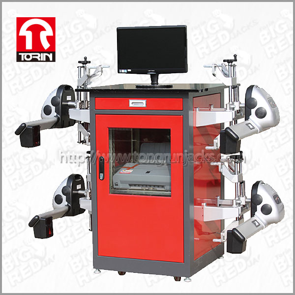 Torin Four Computer 4 Wheel Alignment