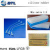 Medical grade Silicone rubber for extruded tubes