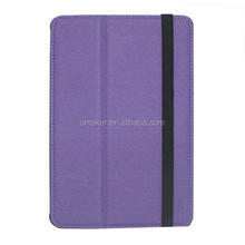 New Arrival Folio Leather Case For iPad Mini cover