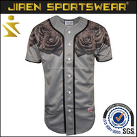 Sports baseball tops custom Baseball jerseys,Youth Baseball Team Uniforms