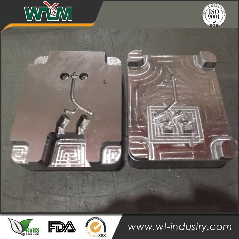 2017 plastic injection molding Low cost customized plastic injection mold for household appliance parts