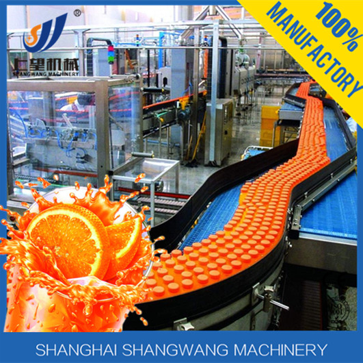 Automatic Washing/ Filling /Capping 3-in-1 Beverage Processing Line, Beverage Production Line