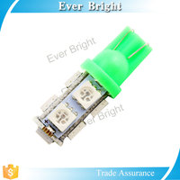 Win your local market's price for T10 5050 9SMD green led light
