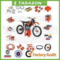 Aluminum alloy KTM off road bikes parts accessories from Tarazon