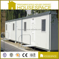 Light Steel Modular Prefabricated Earthquake Proof Buildings/House