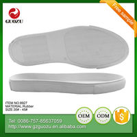 RB Rubber shoes sole suelas para zapatos china