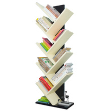 Customizable wooden tree-shaped bookshelf children's bookcases kindergarten bookshelf doll house <strong>shelves</strong>