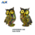 Funny Garden Yard Decoration Art Decorative Owl Animal Figurine