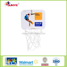 nbjunye household sport game basketball backboard for kids