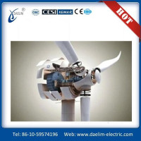 50KW wind turbine low RPM form china wind turbine manufacturer