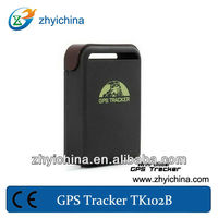 Gps tracker pets finder TK-102b for cat/ dog/ pet little pig / mouse geo tracking