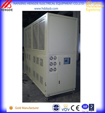 Industrial refrigerator Air Cooled water Chiller for injection