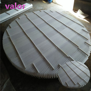 lamella type vertical flow PP demister inquiry for scrubbers