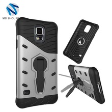 high quality protective phone case with stand holder for Samsung S5