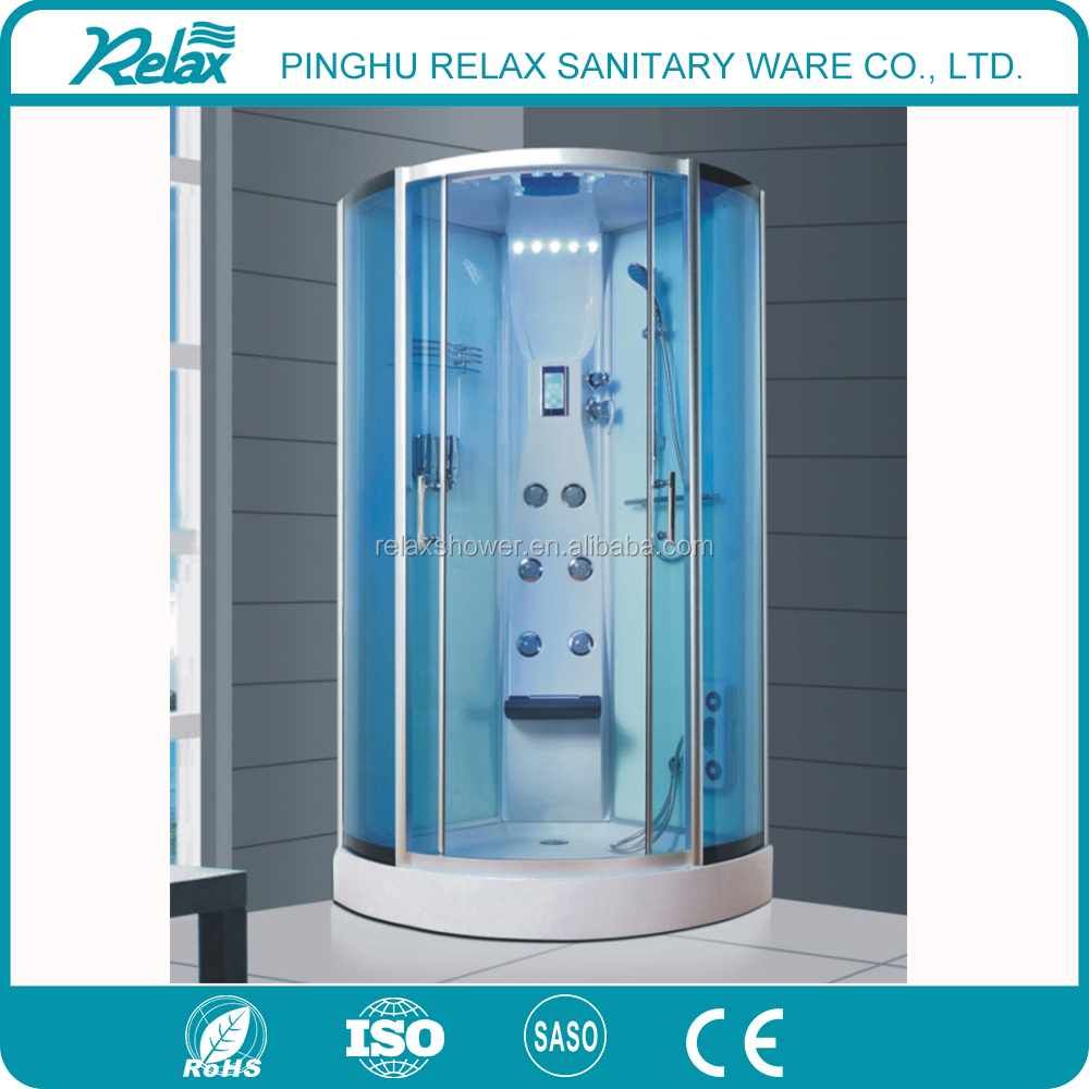 Pantone as well as CMYK Most Popular Supplier indoor steam shower cabin