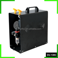 1/3HP portable airbrush compressor with tank & cover