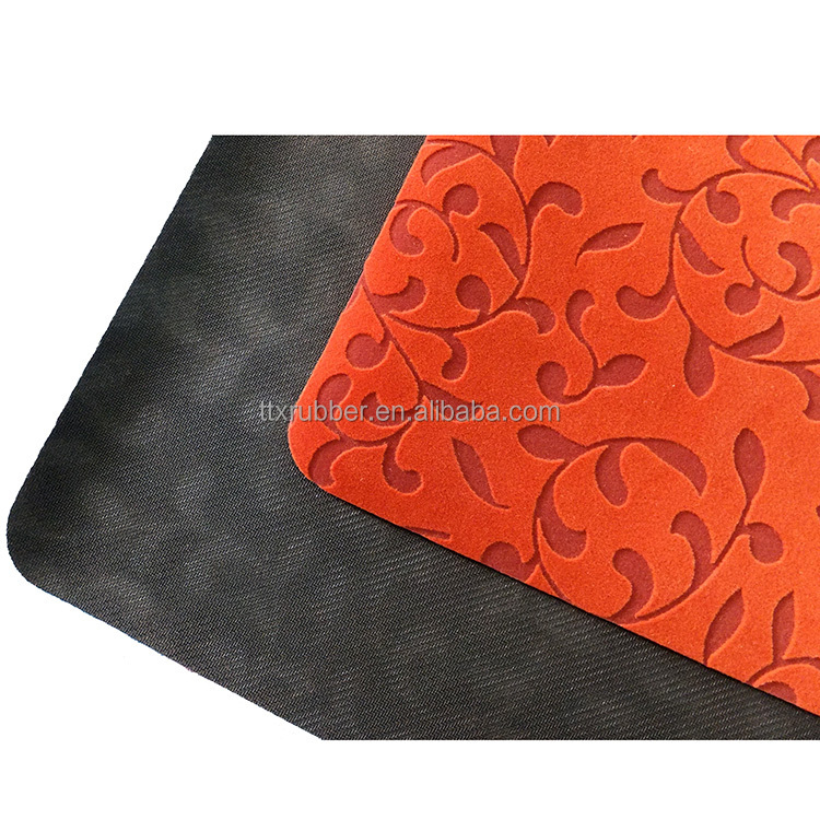 Rubber Backed Kitchen Rugs Rubber Floor Mat Roll
