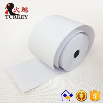 "cash paper roll 80x80 Thermal paper roll 3 1/8"" 80x80mm roll paper factory"
