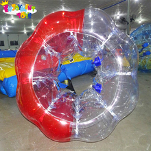 2018 inflatable human tpu loopyball/bubble soccer for people