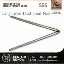 no head nails/brad head nails manufactury from China factory